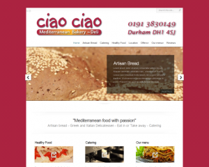 Ciao Ciao website